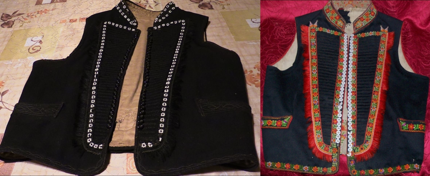 Datování staré fotografie pánské oblečení